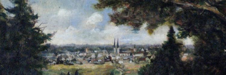 Malerei von Altötting